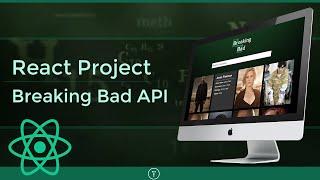 React App - Breaking Bad API