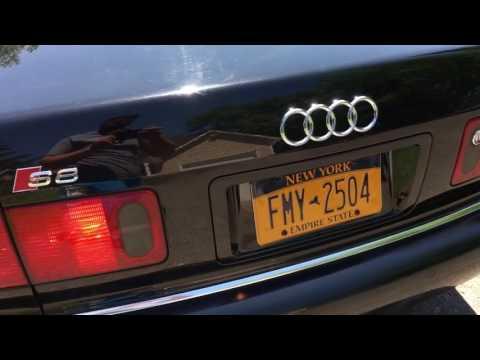 2001 Audi S8 HD