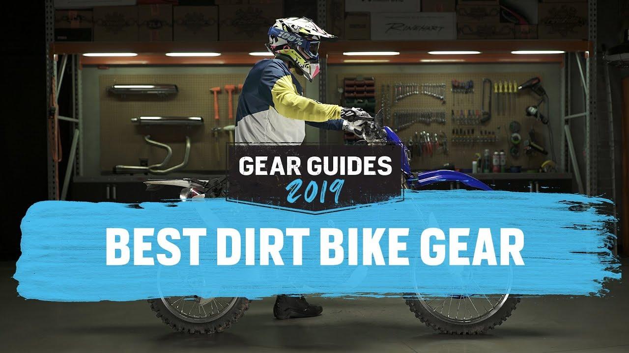 Best Dirt Bike Gear 2019
