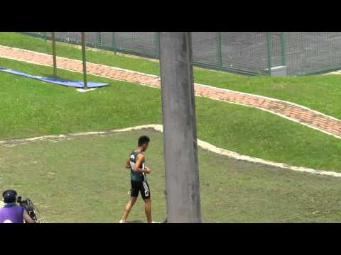 100m C Boys Final - 2014 National Schools T&F C'ships