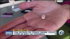 Dr. Nandi on female viagra and vaccine study
