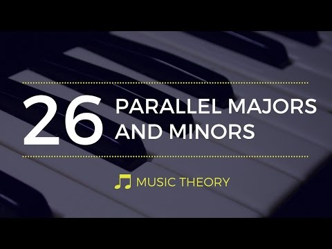Parallel Keys - Music Theory #26