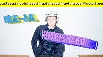 #luotaitseesi: Janne Puhakka, Ex-jääkiekkoilija