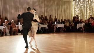 Quique Miller & Belen Silva. Tango #2 NZTF 2017