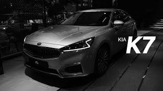 kia K7 / kia cadenza