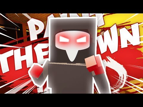 NEW FINAL BOSS IN PAINT THE TOWN RED (Paint the Town Red Funny Gameplay)