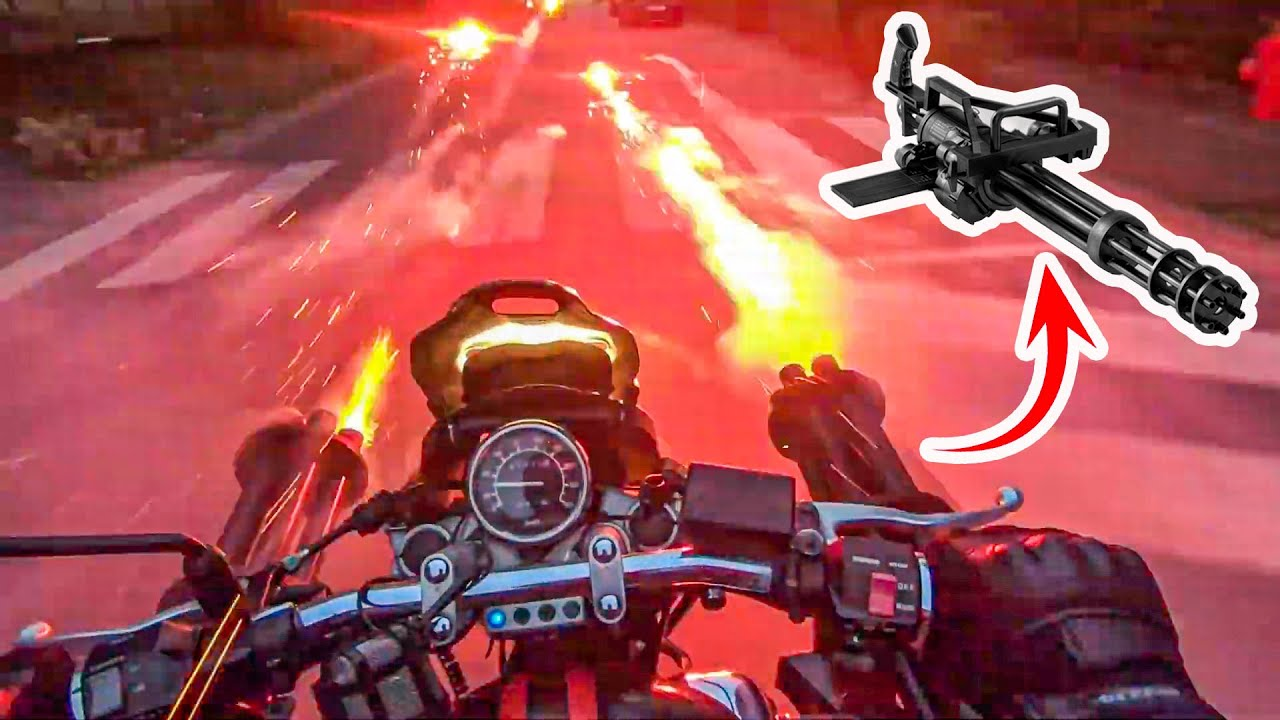 NO TRAFFIC JAM FOR THIS BIKER | EPIC, ANGRY, KIND & AWESOME MOTORCYCLE MOMENTS |  Ep.72