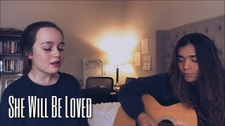She Will Be Loved - Maroon 5 - cover by Bella&Bella