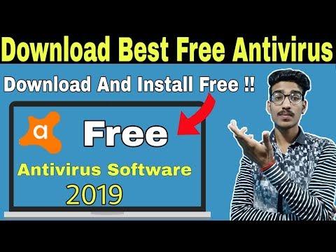 How To Download Best Free Antivirus (2019) Full Version !! Installation Full Explain In Hindi
