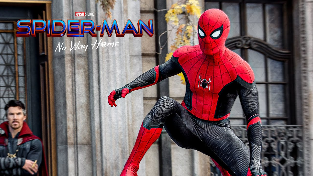 Download SPIDER-MAN: NO WAY HOME Official Trailer (2021)