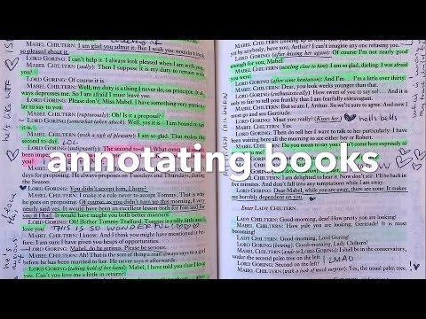 I Write In My Books   Why I Annotate & How I Got Started