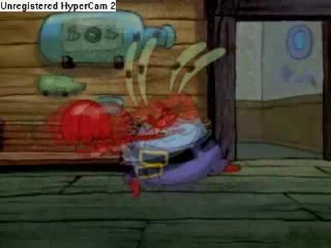 Spongebob wants a coke, a fry, and a cheeseburger