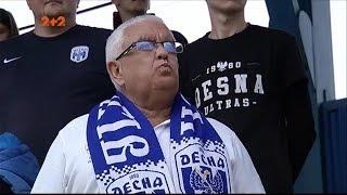 """""""Десна - це як сім'я"""": британський фанат """"Десни"""" відвідав уже понад 40 стадіонів України"""