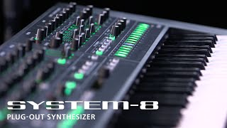 Roland SYSTEM-8 Overview
