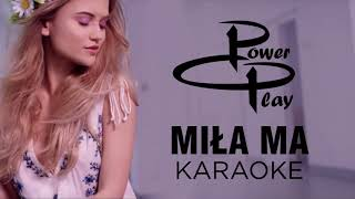 Power Play - Mila Ma (Karaoke Version)