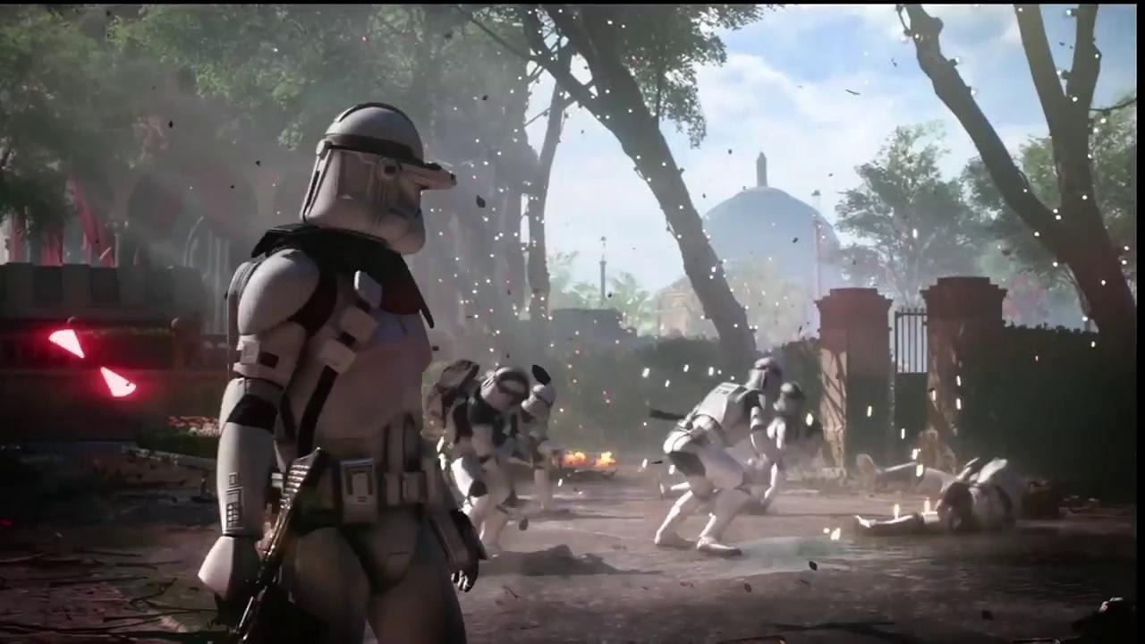 star wars battlefront 2 game changers featurette e3 2017 youtube