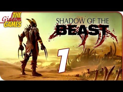 Прохождение Shadow Of The Beast (2016) на Русском — #1 (Великие равнины)