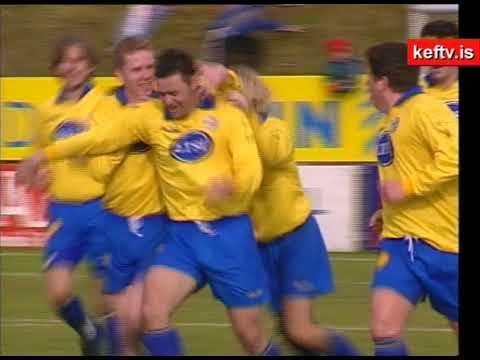 Grindavík 3 - Valur 1 (18. september 1999)
