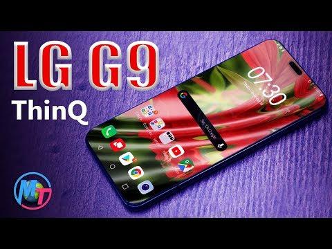 LG G9 ThinQ 5G (2020) - INCREDIBLE DESIGN!!!