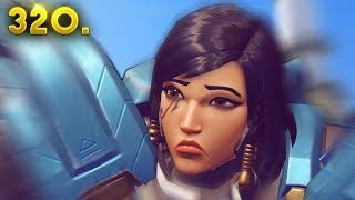 CRAZY OVERPOWERED PHARAH STRATEGY.. | Overwatch Daily Moments Ep. 320 (Funny and Random Moments)