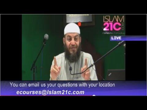 REPLAY! Lesson 2 of Tafsir Surah Munafiqun (63) ¦ Sh Dr Haitham Al Haddad