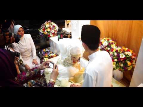 HL Majlis Pernikahan Fatin & Shafiq