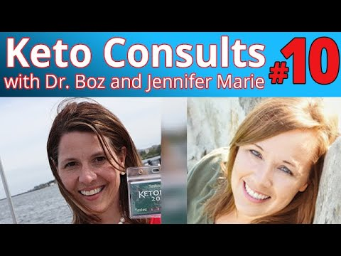 Keto And Women's Hormones, Menopause, Causes Of Hot Flashes, Carb Cycling And More!