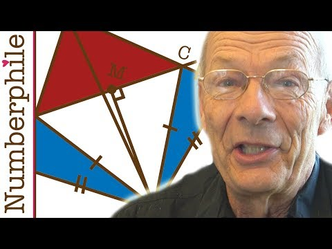 All Triangles are Equilateral - Numberphile