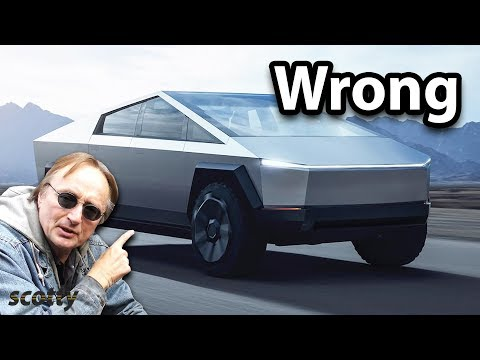 I Was Wrong About the Tesla Cybertruck