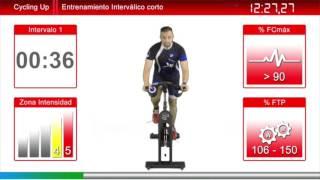 David Aguado - 19ª Clase Virtual - Entrenamiento Interválico Corto