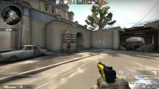 NoSmoke Bug in CS:GO