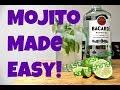 DIY Mojito - Easy Refreshing Cocktail