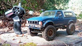 WPL C24 - RC PickUp Crawler / Scale Truck von Gearbest // Testbericht & Testfahrt