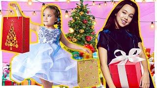 Что нашли под ёлкой на Новый год? Влог Анютка малютка