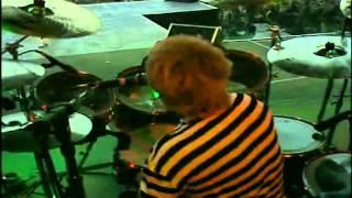 Queen One Vision Live  multicam Roger Taylor