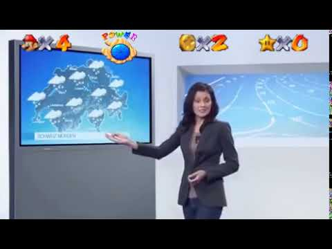 Super Mario 64 Weather Woman