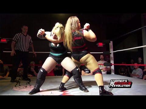 [Free Match] Jordynne Grace vs. LuFisto - Beyond Wrestling #C5 (Women's Wrestling Revolution)
