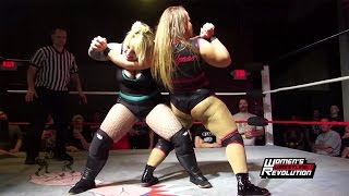 [Free Match] Jordynne Grace vs. LuFisto - Beyond Wrestling #C5 (Women's Wrestling Revolution)