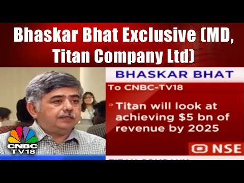 TATA Group's Focus is on Scaling Up Business to Leadership Positions: Bhaskar Bhat | CNBC TV18