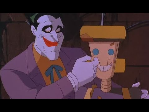 Joker multilanguage (Batman: Mask of the phantasm)