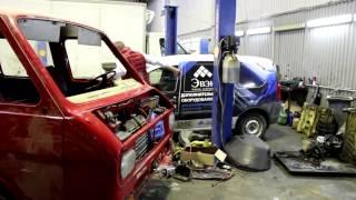 РАФ 2203 живи №9 | Ремонт и Восстановление Советского Авто - Олдтаймера Своими руками