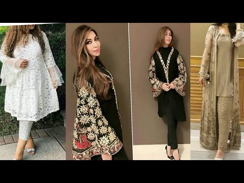 Simple Stylish Pakistani Designer Suits  || Pakistani Actress Simple And Designer Suits
