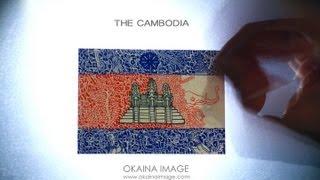 """The Cambodia"" art by Daisuke Okamoto"