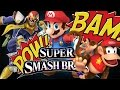 Everybody for Themselves - Super Smash Bros - Wii U [Gameplay, Commentary]