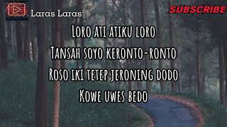Talining Asmoro - Happy Asmara  Lirik Lagu