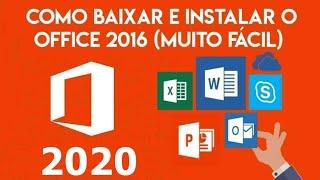Como BAIXAR E ATIVAR  o Office 2016 PERMANENTEMENTE - ÚNICO MÉTODO FUNCIONAL 2017(ATUALIZADO)