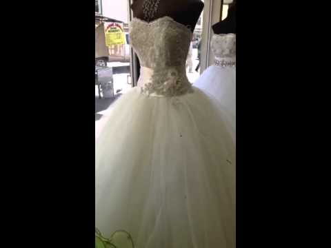 da5de003f Los vestidos de xv y novias más bonitos en hermosillo sonor - YouTube