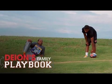 Snoop Dogg And Deion Motivate From The Sidelines | Deion's Family Playbook | Oprah Winfrey Network
