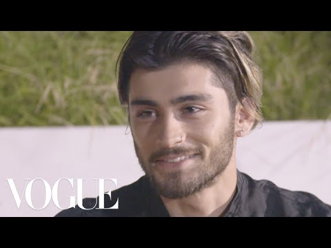 Zayn Malik Sounds Off on Fashion, Fame, and the Meaning Behind His Home Studio | Vogue