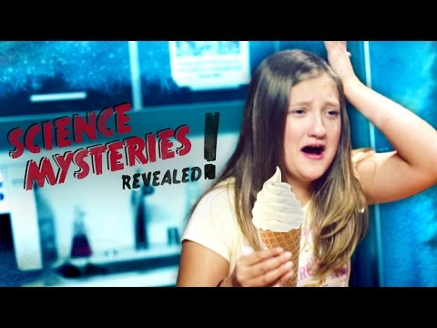 Is A Brain Freeze Really Freezing My Brain? | SCIENCE MYSTERIES REVEALED